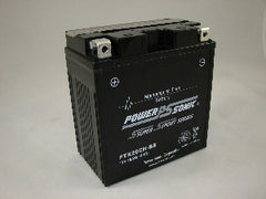 PTX20CH-BS, Motorcycle - GetMyBattery.com