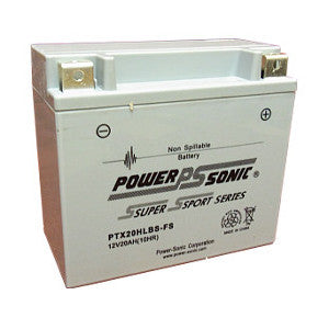 PowerSonic PTX20HLBS-FS Powersport Replacement Battery - GetMyBattery.com