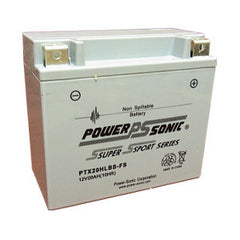 PowerSonic PTX20HLBS-FS Powersport Replacement Battery, POWERSPORTS - GetMyBattery.com