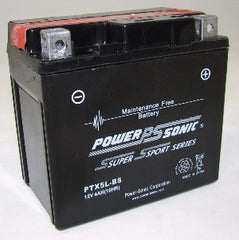 PTX5L-BS, POWERSPORTS - GetMyBattery.com