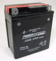 PTX7L-BS, POWERSPORTS - GetMyBattery.com