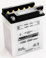 CB14-B2 , POWERSPORTS - Powersonic, Battery Wholesale Inc