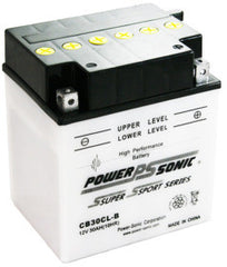 CB30CL-B , POWERSPORTS - Powersonic, Battery Wholesale Inc