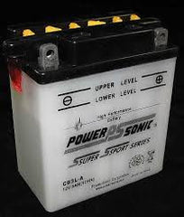 CB3L-A , Motorcycle - Powersonic, Battery Wholesale Inc