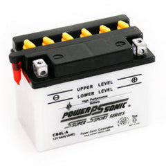 PowerSonic CB4L-A High Performance Battery replacement for YB4L-A