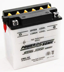 CB9L-A2 , Motorcycle - Powersonic, Battery Wholesale Inc