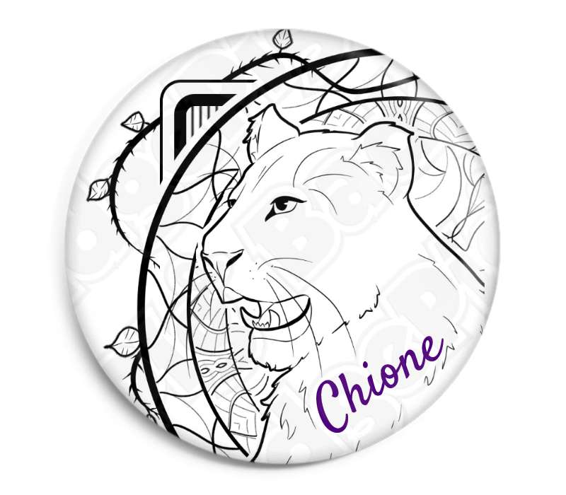 Your Own Design - Custom Button Badge
