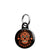 Ace of Spades - Mexican Sugar Skull - Mini Keyring
