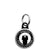 Anonymous - We do not Forget - We do not Forgive Mini Keyring