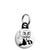 Anonymous - The Finger - Offensive Hacktivist Mini Keyring