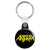 Anthrax Band Logo - Death Thrash Metal Key Ring