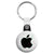 Apple - Mac Computer Draftsman Logo - Key Ring