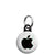 Apple - Mac Computer Draftsman Logo - Mini Keyring