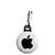Apple - Mac Computer Draftsman Logo - Zipper Puller