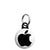 Apple Mac- Steve Jobs RIP Logo - Mini Keyring