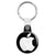 Apple Mac- Steve Jobs RIP Logo - Key Ring
