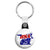 BSA Motorcycles - Trail Bike Vintage Logo Key Ring
