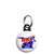 BSA Motorcycles - Trail Bike Vintage Logo Mini Keyring