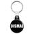 Banksy - Dismal Gift Shop Souvenir - Key Ring