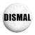Banksy - Dismal Gift Shop Souvenir - Fridge Magnet