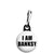 I am Banksy - Graffiti Tag Logo Street Art Zipper Puller