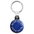 Blue Beat Records Logo - Ska Skinhead Reggae Key Ring