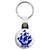 Blue Peter - Kids Retro TV BBC Program - Key Ring