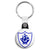Blue Peter Shield - Kids Retro TV BBC Program - Key Ring