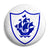 Blue Peter Shield - Kids Retro TV BBC Program - Button Badge