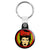 David Bowie - Glam Pop Rock Flash Logo Key Ring