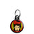 David Bowie - Glam Pop Rock Flash Logo Mini Keyring