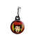 David Bowie - Glam Pop Rock Flash Logo Zipper Puller