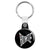 David Bowie - Lets Dance 80's Pop Logo Key Ring