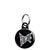 David Bowie - Lets Dance 80's Pop Logo Mini Keyring