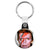 David Bowie - Ziggy Stardust Glam Pop Key Ring