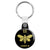Breaking Bad - 00892-B Golden Moth Barrel Logo Key Ring