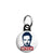 Breaking Bad Show - Jesse Pinkman - Bitch Mini Keyring
