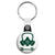Breaking Bad - Chemistry Gas Mask Logo - Key Ring