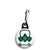 Breaking Bad - Chemistry Gas Mask Logo - Zipper Puller
