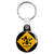 Breaking Bad TV Show - Walt Danger Toxic - Key Ring