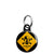 Breaking Bad TV Show - Walt Danger Toxic - Mini Keyring