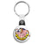 Bullseye Bully - Darts TV Quiz ITV Program - Key Ring