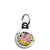 Bullseye Bully - Darts TV Quiz ITV Program - Mini Keyring