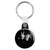 Winston Churchill - V for Victory World War 2 Key Ring