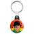 Clockwork Orange - Droog Anthony Burgess Book Cover Key Ring