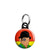 Clockwork Orange - Droog Anthony Burgess Book Cover Mini Keyring