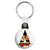 Clockwork Orange - Stanley Kubrick Film Logo Key Ring