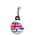 Conservative Union Jack Logo - Political Election Zipper Puller