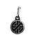 Crass - Symbol Logo - Zipper Puller