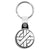 Crass - Symbol Logo - Key Ring